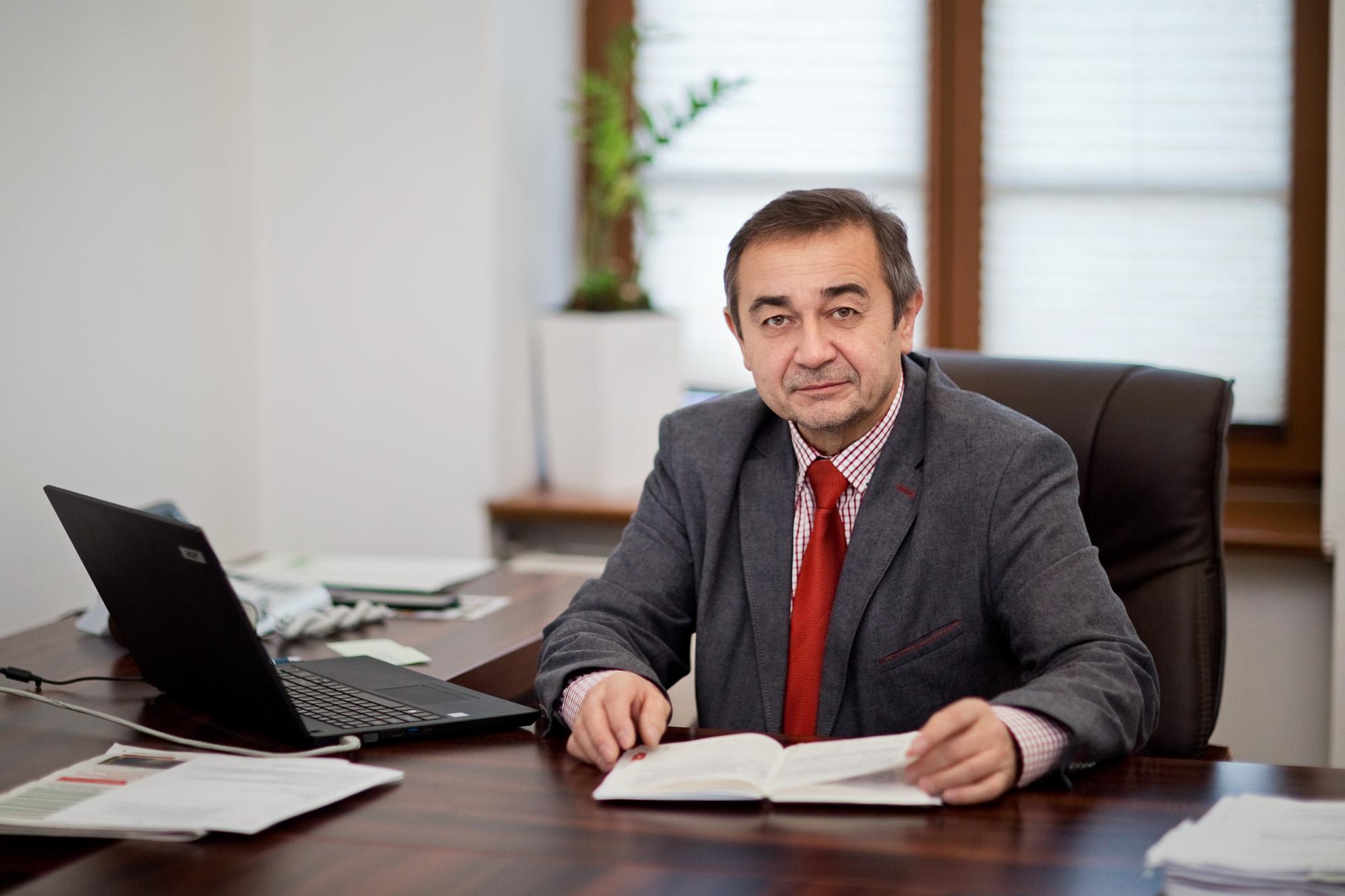 Adam Zarzycki Burmistrz Cedyni