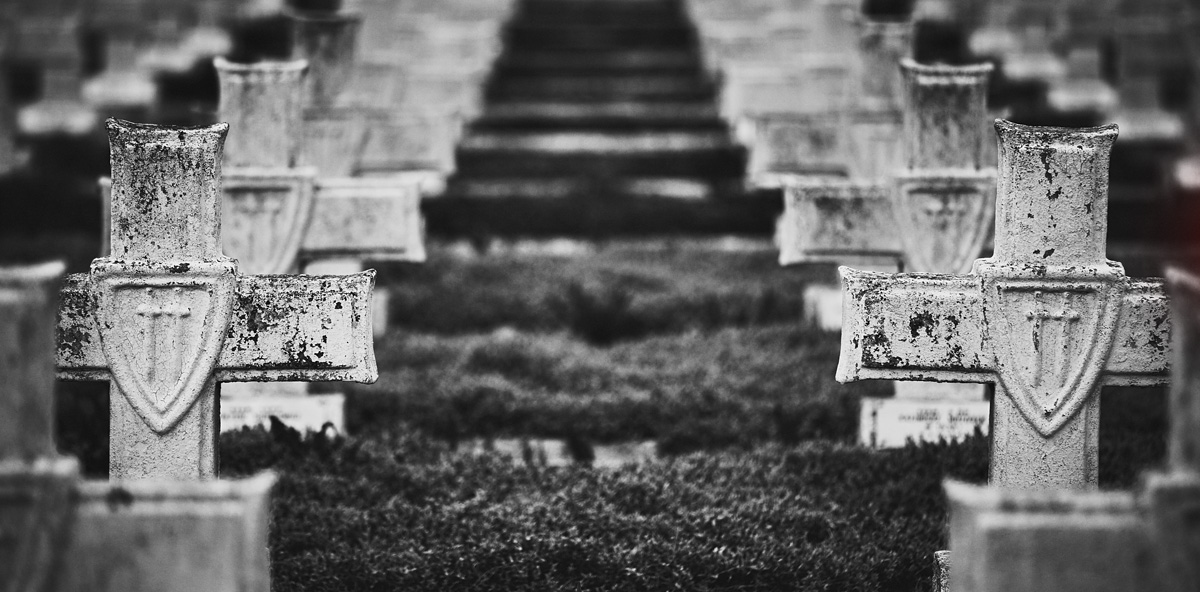Cmentarz Wojenny w Starych Łysogórkach