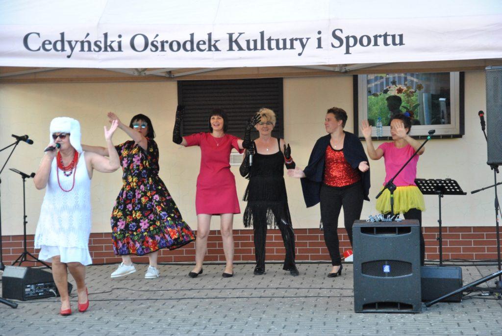 Festyn w Golicach - relacja