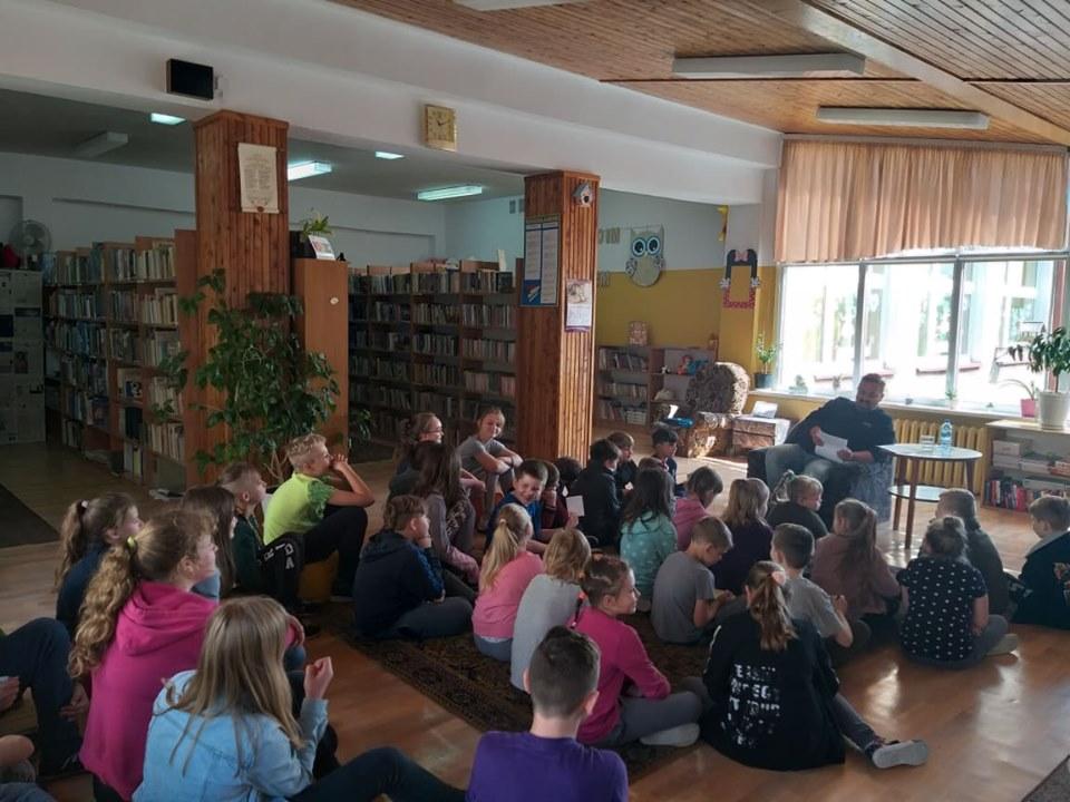 Tydzień Bibliotek - relacja