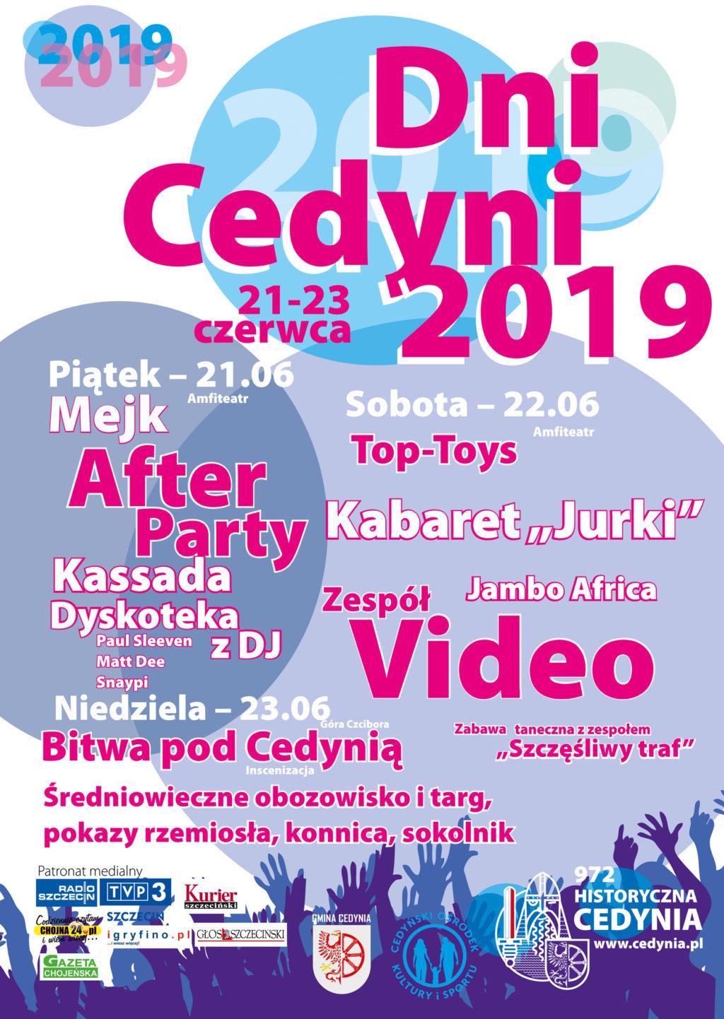 Dni Cedyni 2019