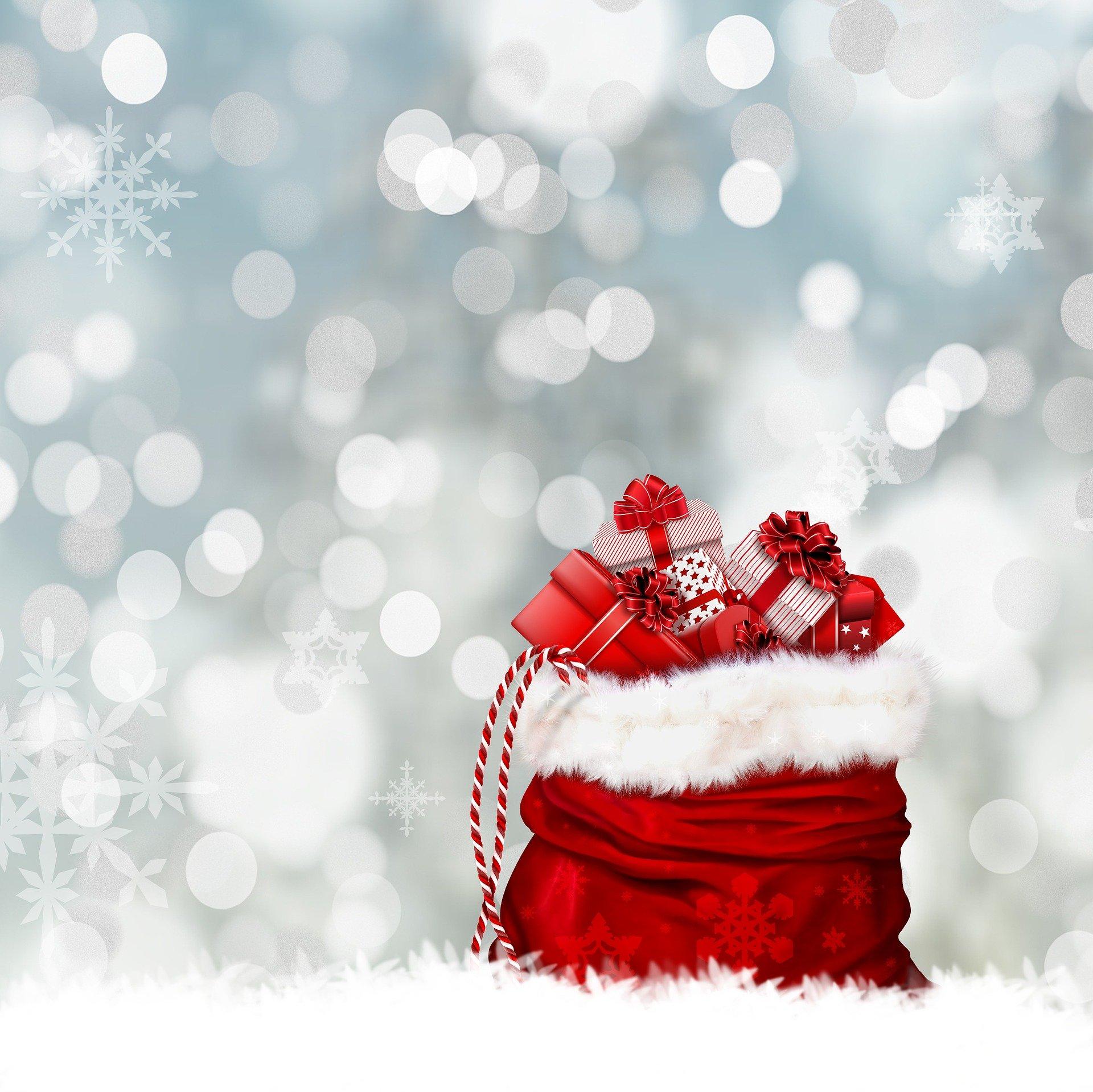 paczki świąteczne