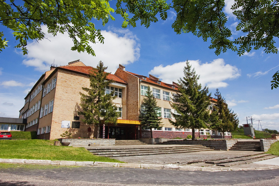 Szkoła w Cedyni