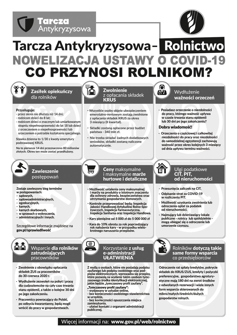 Tarcza Antykryzysowa_plakat