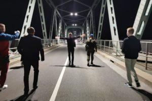 Ponowne otwarcie granicy w Osinowie Dolnym