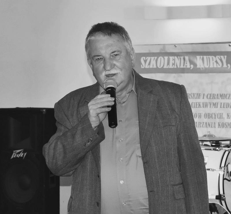 Profesor Bogdan Matławski