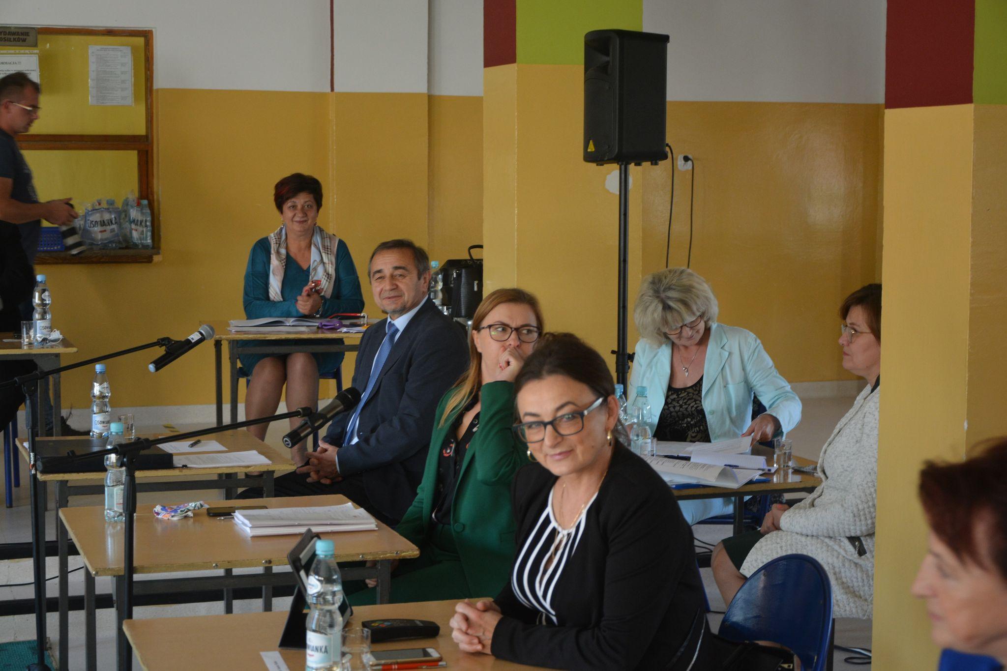 Dyskusja i głosowania podczas XX Sesji Rady Miejskiej w Cedyni