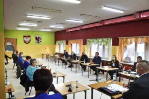 XXI Sesja Rady Miejskiej w Cedyni