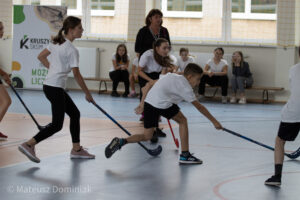 Turniej sportowy w ZS-P w Cedyni