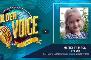Golden Voice Malta 2020