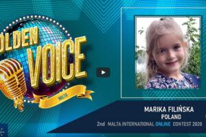 Golden Voice Malta 2020