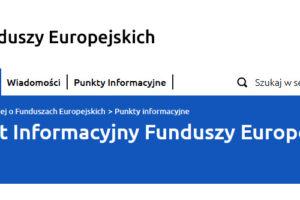 Lokalny Punkt Informacyjny Funduszy Europejskich w Pyrzycach