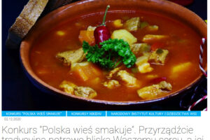 Konkurs Polska wieś smakuje