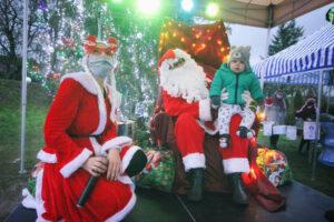 Cedynię odwiedził Święty Mikołaj