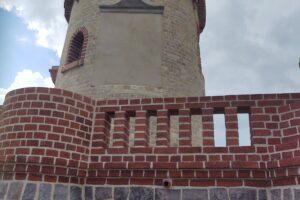 Remont wieży widokowej