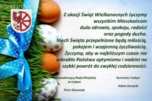 życzenia Wielkanoc 2021