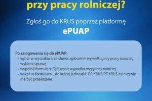Plakat_ePUAP_KRUS