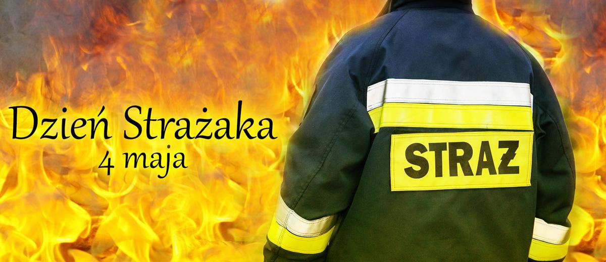Ogień, strażak, dzień strażaka